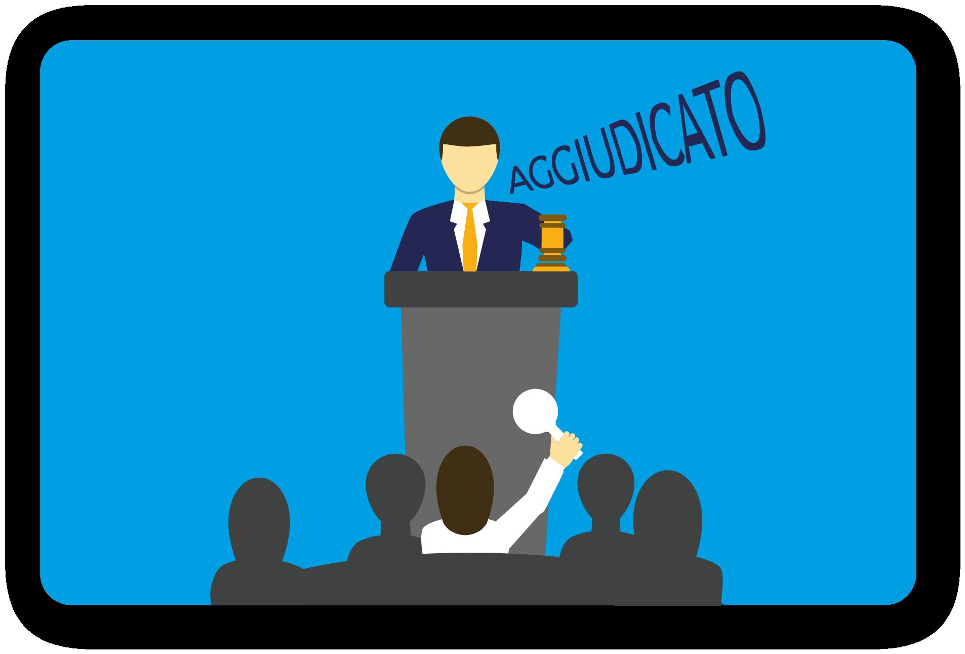 Aggiudicazione - Casa d'aste Guidoriccio